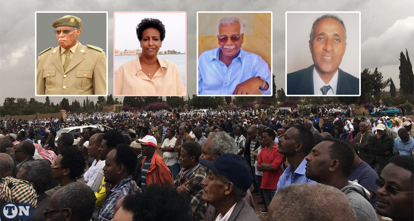 Eritrea Honors Her Fallen Heroes Uniquely in Unison