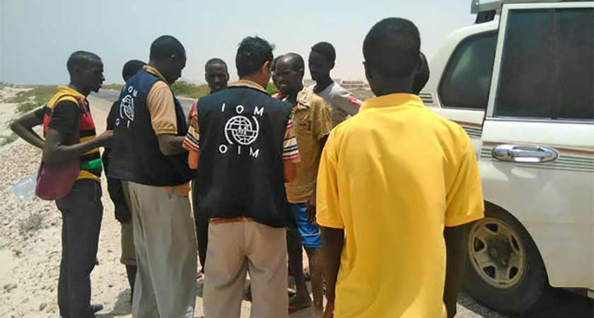 Up to 50 Somali, Ethiopian Migrants Deliberately Drowned off Yemen