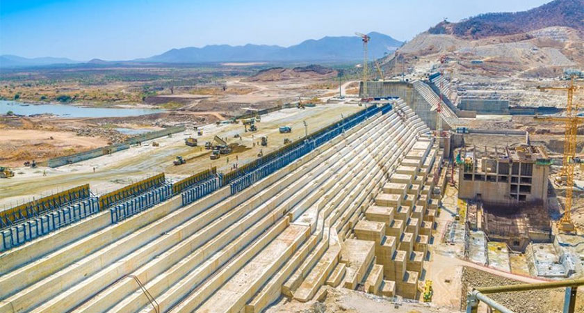 Egypt want Sudan kicked to the curb in the talks about Ethiopia dam