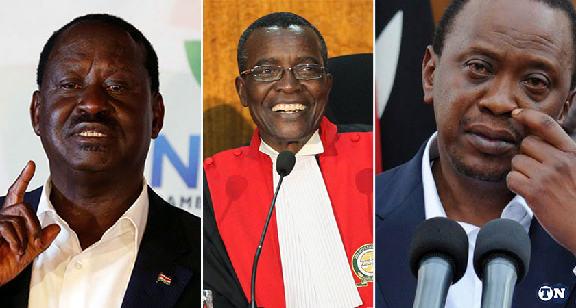 Kenya's 'Null and Void' Election