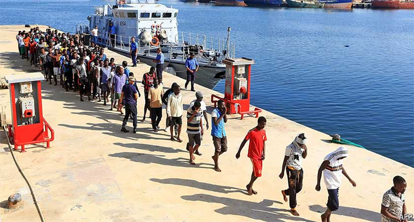 Why the Number of Migrants Crossing the Mediterranean is Falling?
