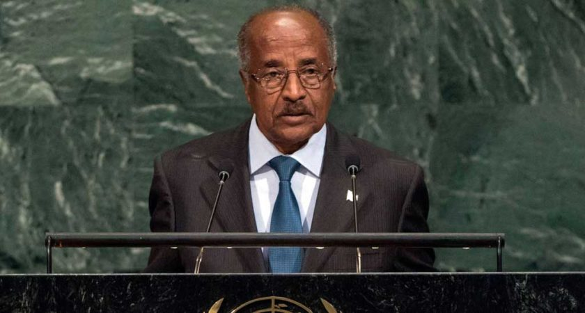 Evidence Exists on Complicity of Gov'ts and NGOs in the Trafficking of Eritreans: FM Osman