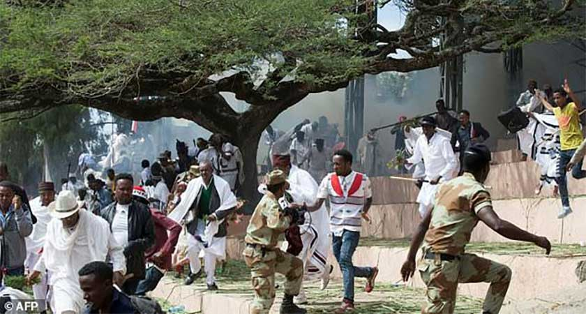 Ethiopia: Irreecha Festival Turns into Anti-government Protest