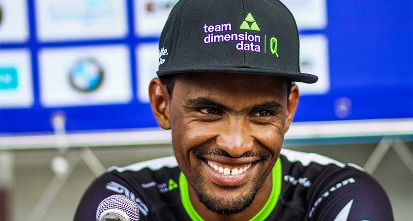 Mekseb Debesay Ends Season With Top 10 Overall