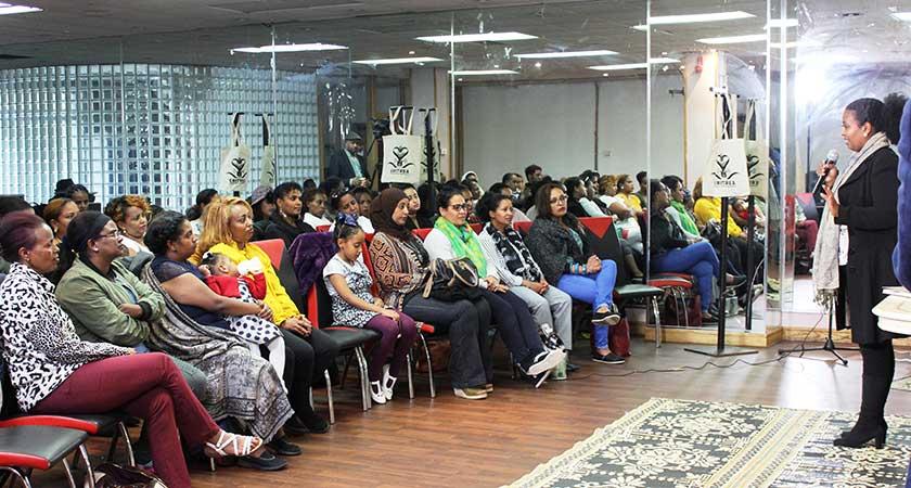 Eritrea: Women Forum Held in Manchester UK