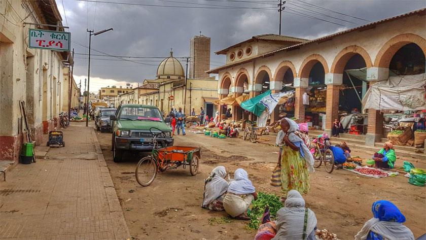 Eritrea has freed itself from the jaws of sanctions