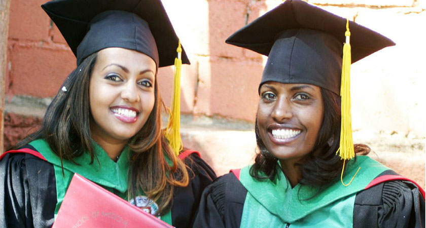 Success Story of Two Young Female Doctors
