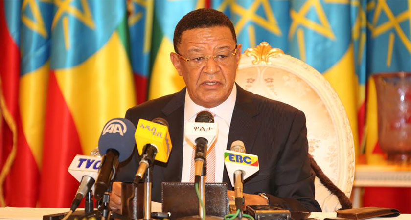 Ethiopia President Says Country is Broke