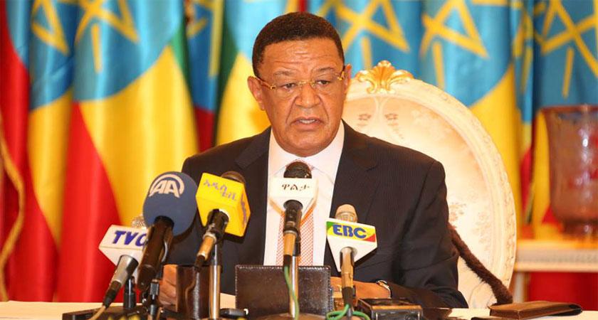 Ethiopia President Says Country is Broke