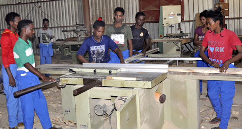 Swiss Resumed Cooperation Projects in Eritrea