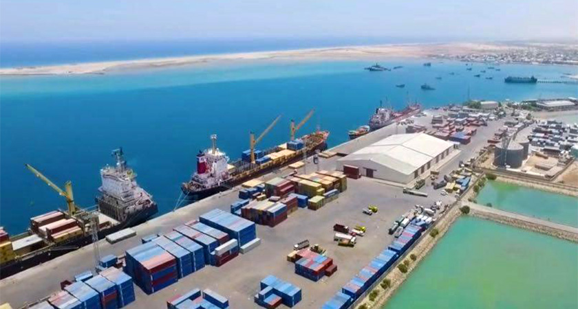 Construction of a UAE naval base in Somaliland has begin