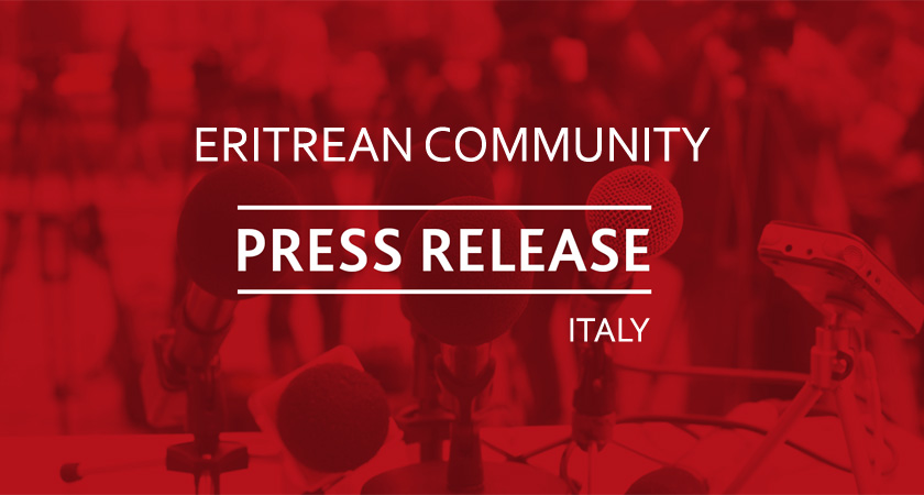 The Eritrean Community in Italy