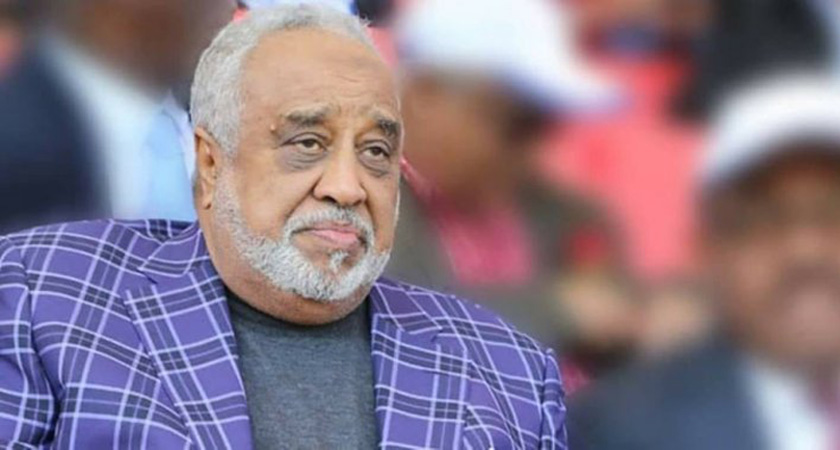 Ethiopian born Saudi tycoon, Mohammed Hussein Al-Amoudi transferred to maximum security prison