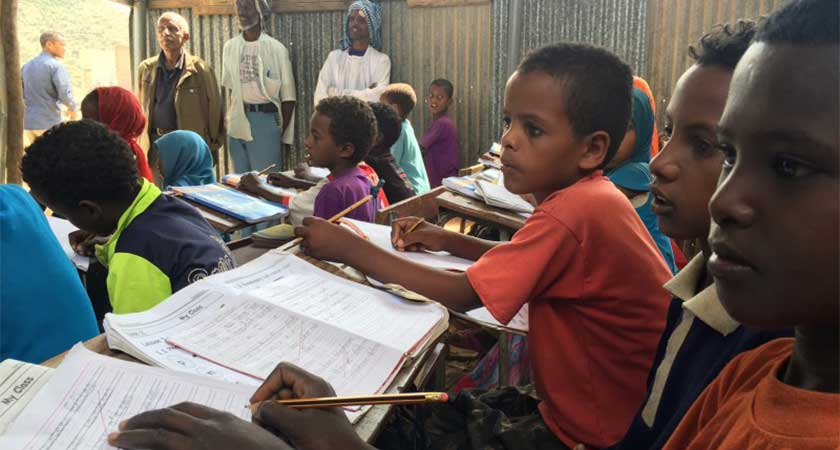 GPE Supports Eritrea Achieve its 'Education for All' Goals