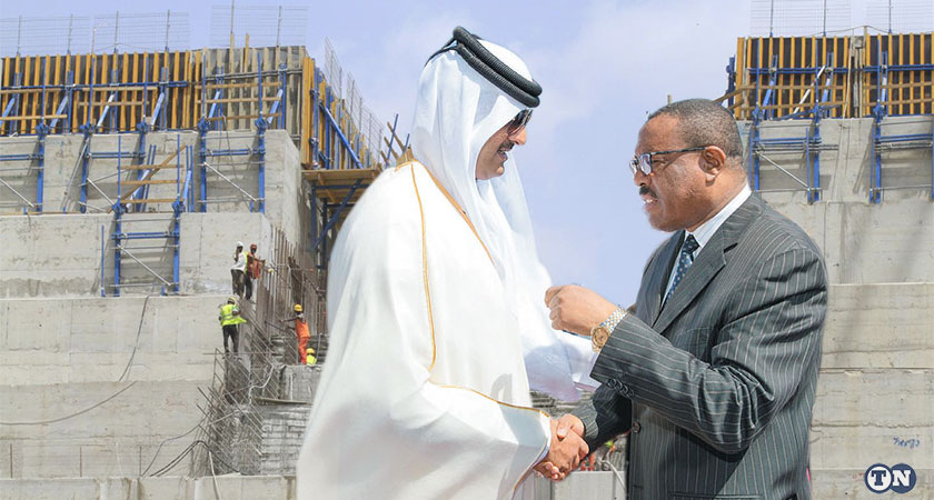 Qatar inciting conflict between Egypt and Ethiopia