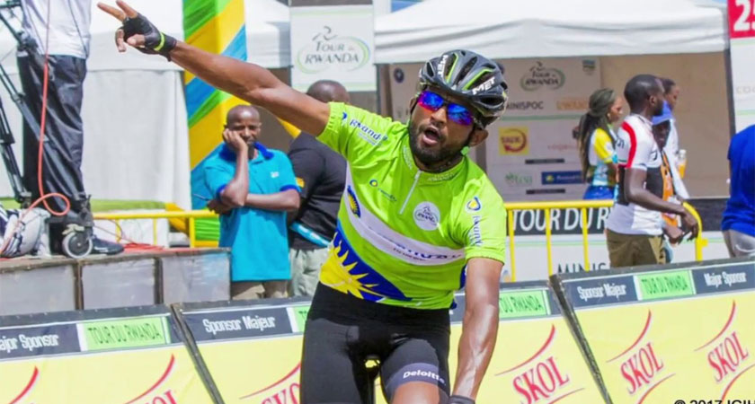 Metkel Eyob Looking for Professional Contract after Tour of Rwanda Success