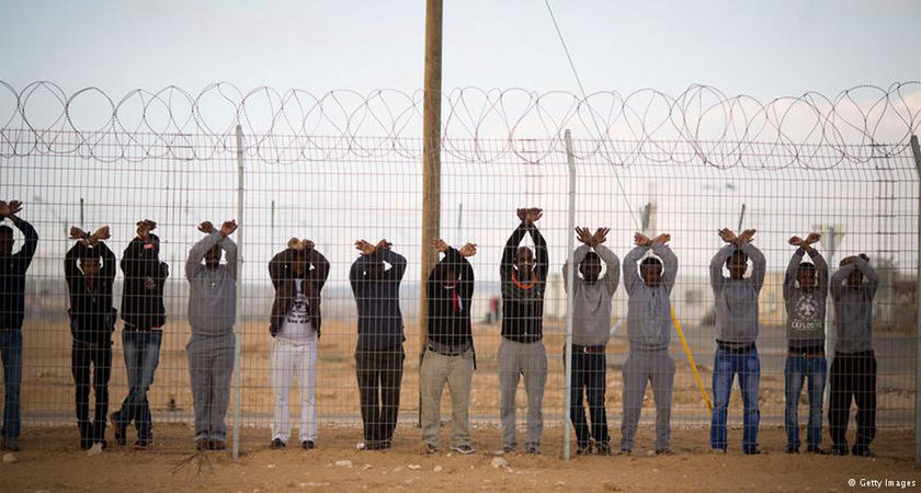 Ugand and Rwanda deny African migrants deal with Israel