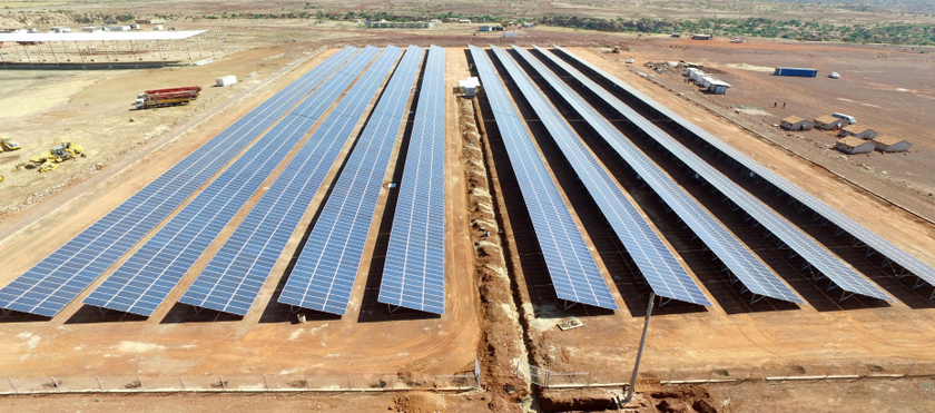 Eritrea's Renewable Energy Supply and Youth Empowerment Strategy