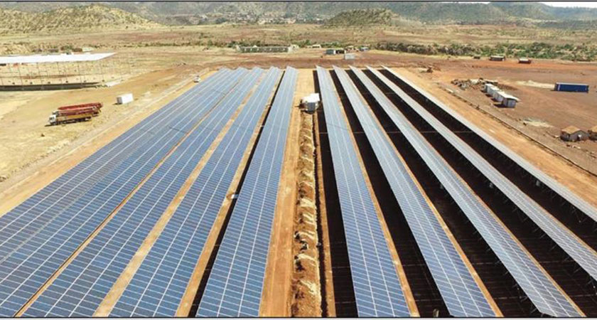 Adi-Halo: 2 MW Capacity Solar Panels Installed