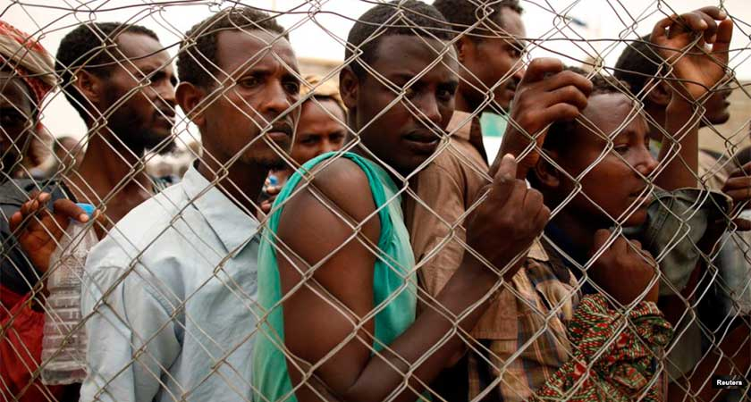 Over 96,000 Ethiopians Returned from Saudi Arabia, Allege Abuse