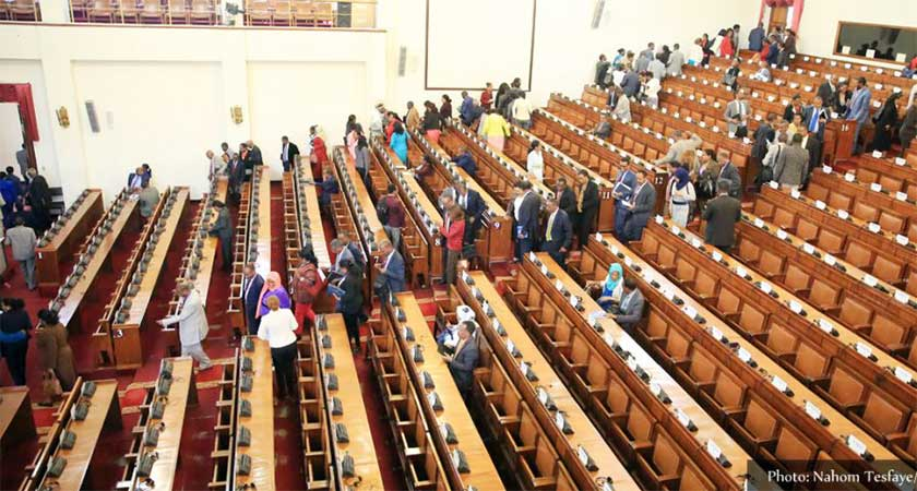 Ethiopia: Amhara and Oromia Region MPs Boycott Parliament