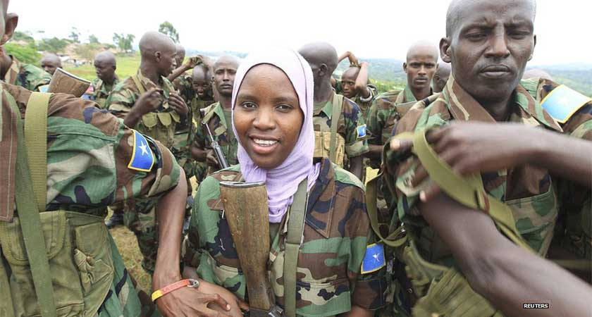 US suspending food and fuel aid for Somalia armed forces over corruption concerns