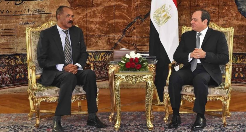 Dimensions and Implications of the Eritrean President's Visit to Cairo