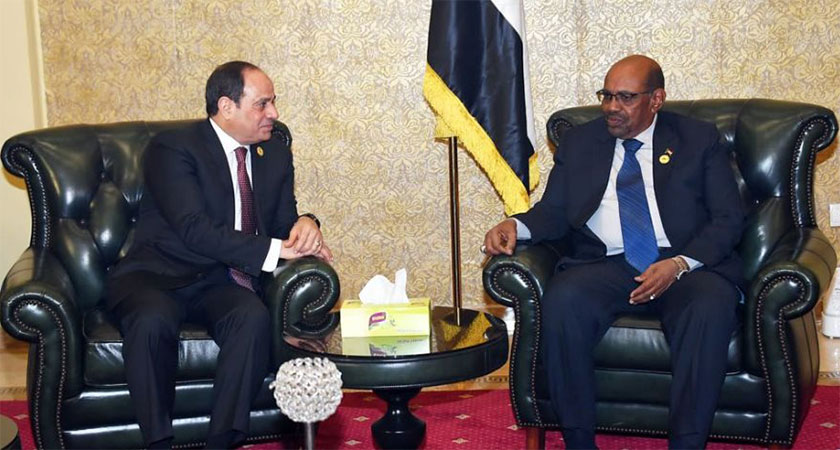 Sudan, Egypt Leaders Agree to Form Ministerial Committee to Tackle Disputes