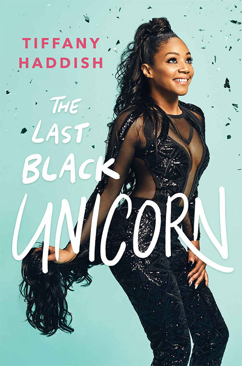 Tiffany Haddish's book