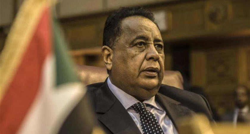 Sudan's FM Ghandour Withdraws His Resignation