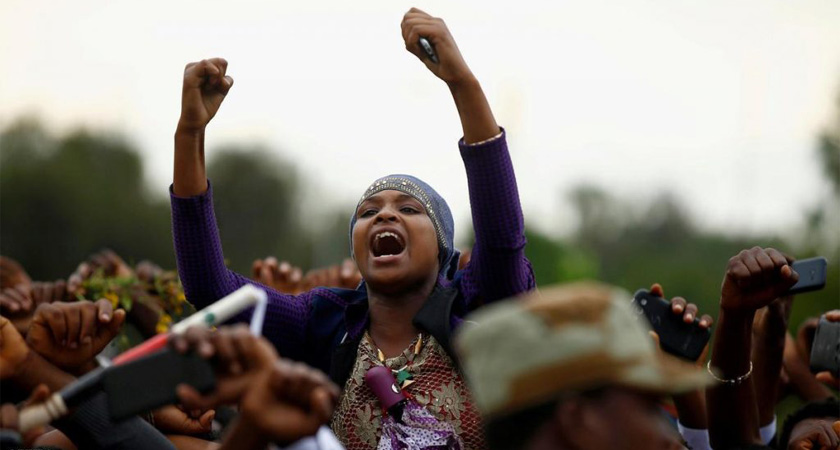 Ethiopia Is Falling Apart