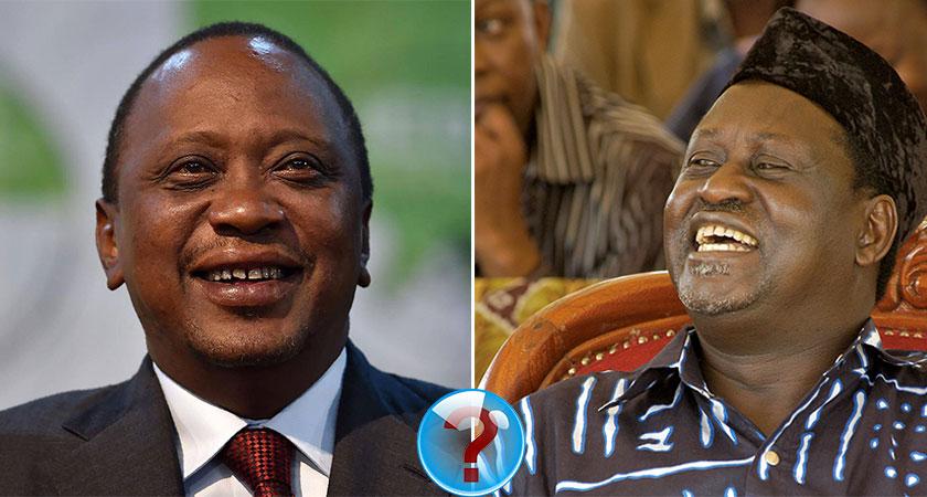 Kenyan Opposition Leader Raila Odinga 'Sworn in' as People's President