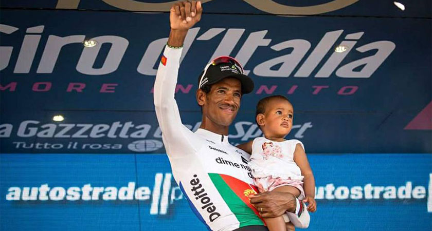 Eritrean Star Daniel Teklehaimanot Joins Team Cofidis