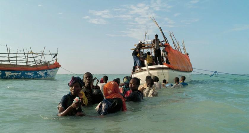 Yemen Conflict Doesn't Deter Ethiopian Migrants