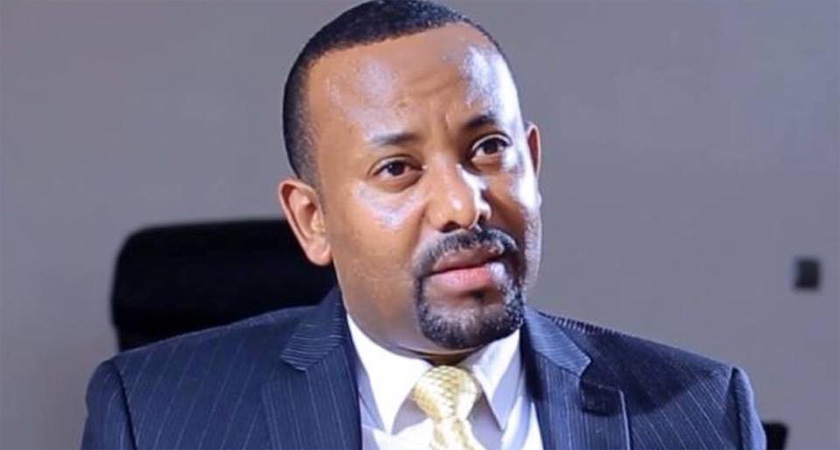 Dr. Abiy Ahmed is now Chairman of EPRDF