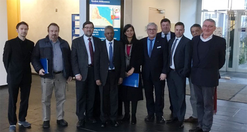 Eritrea and Germany Discussed Bilateral Trade Opportunities