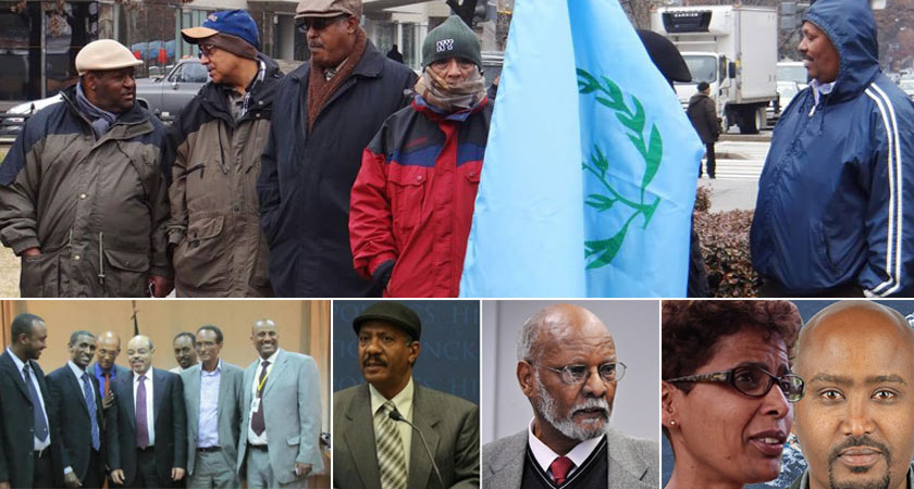 """The anti-Eritrean camp that operated as """"Eritrean Opposition""""are in fact anti-Eritrea because they stand against everything that Eritrea stands for"""