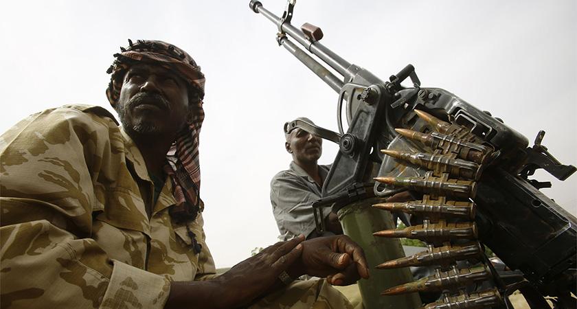 SLM-Minnawi Wants Regime Change in Sudan by All Means