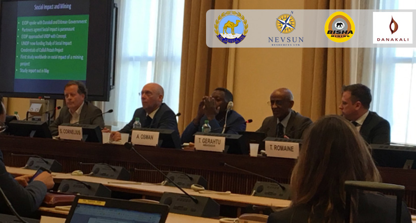 Demystifying Eritrea UN side event
