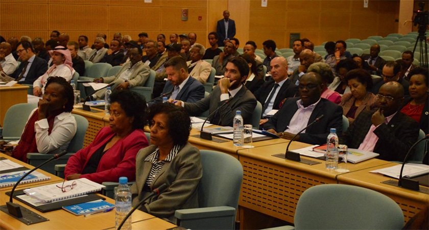 Eritrea Launches National Action Plan for Health Security (2017-2021)