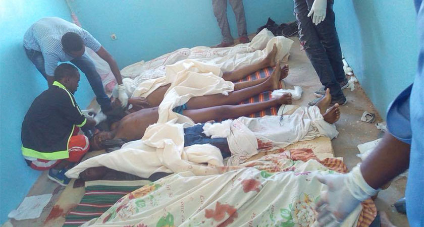 Ethiopia Regime Security Forces Killed 13 Civilians in Moyale