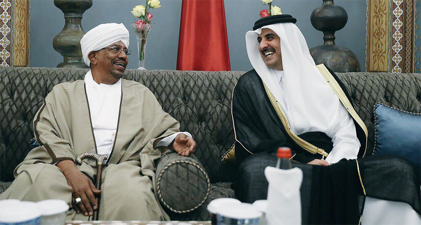 Qatar's Emir Offers Support for Sudan