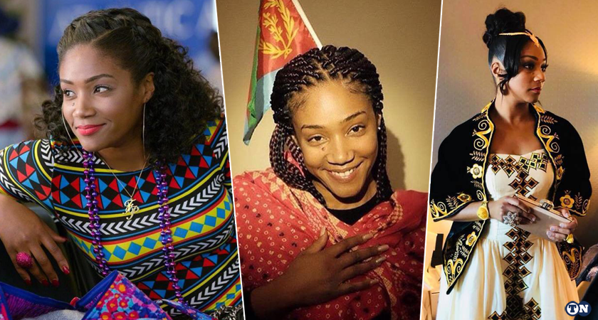 Tiffany Haddish and Eritrea
