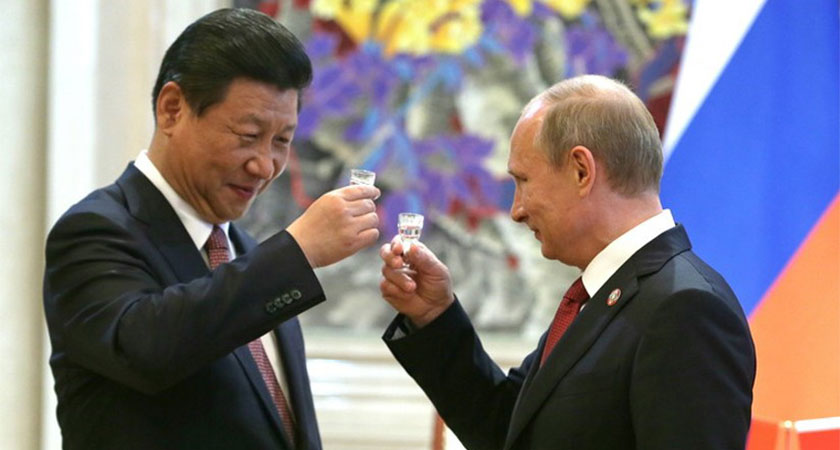 President Isaias Sent Messages of Congratulations to Presidents of China and Russia on Re-Election