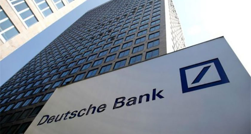 The German investment bank and financial services company, Deutsche Bank AG, raises stake in Nevsun Resources from 0.45 pct to 39.6 pct following the release of Nevsun's Q1 2018 financial results.