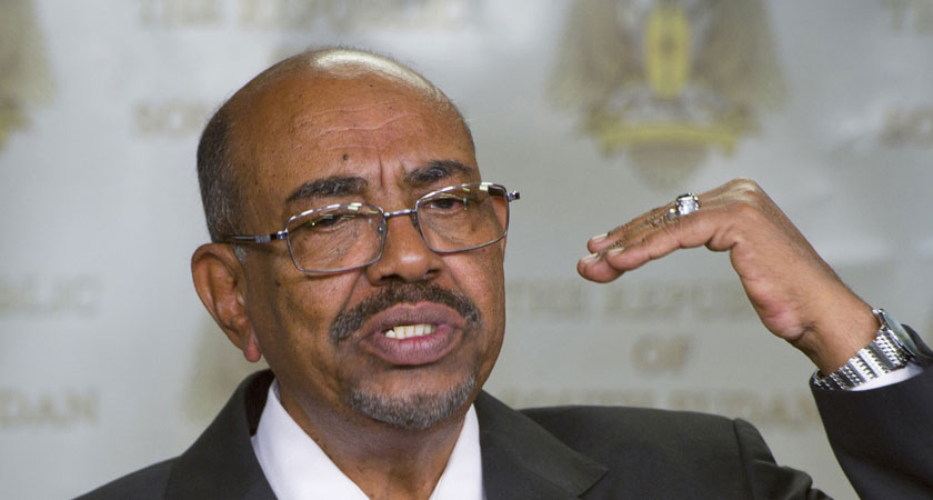 Sudanese President Vows 'War on Corruption' to Revive Ailing Economy