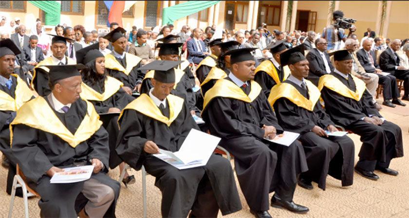 Way Forward: Eritrea's Postgraduate Education