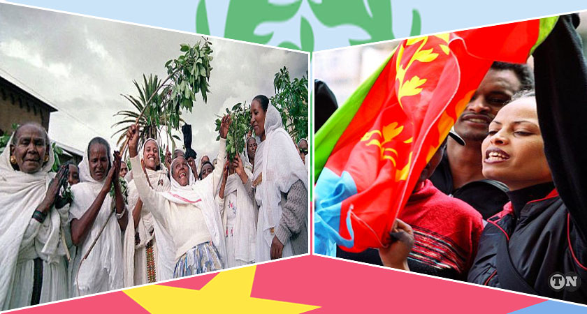 The Eritrean people held a historic an internationally supervised referendum on April 23-25, 1993.