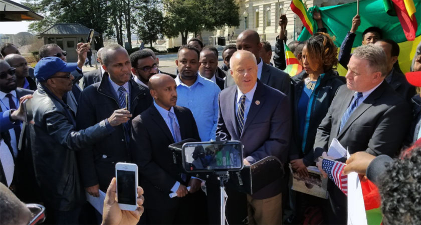 Ethiopia: US House Resolution 128 Passed