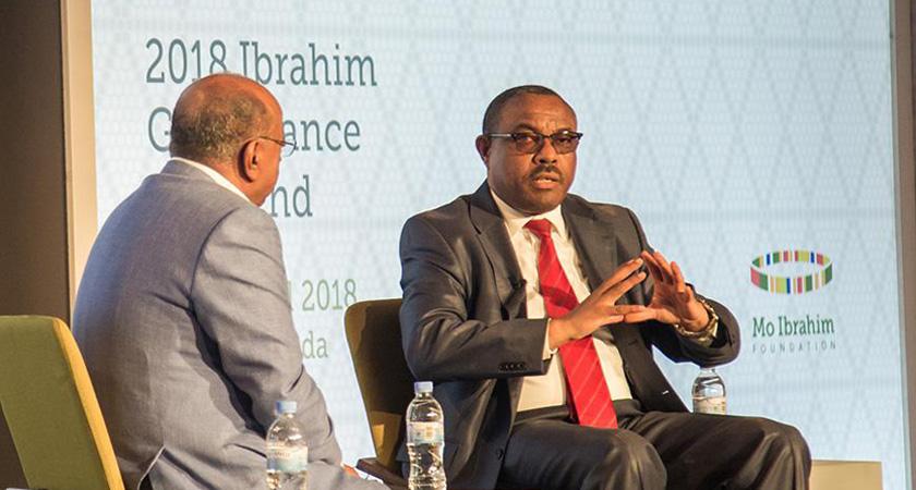 """Salva Kiir Should """"Resign"""" Like Me, Says Former Ethiopian PM"""